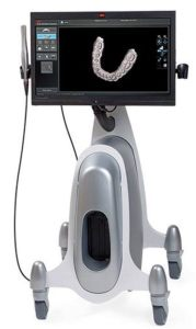 Asensio, Dentist abroad Valencia Spain, equipment. Intraoral scanner
